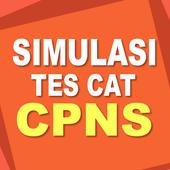 Simulasi Tes CAT CPNS 2018 icon
