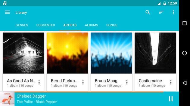 8D Music Player screenshot 5