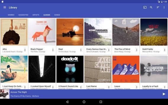 8D Music Player screenshot 6