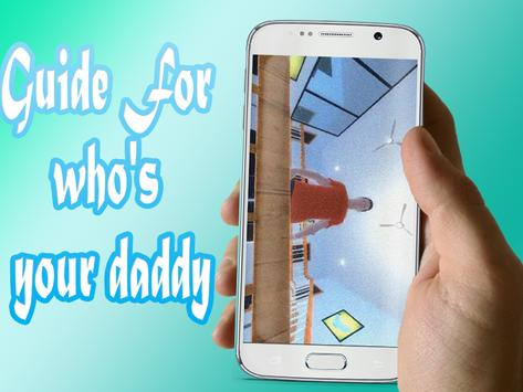 Guide For who's your daddy poster
