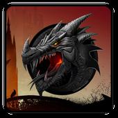 Dragon adventure icon