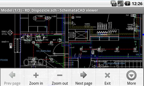 SchemataCAD viewer DWG/DXF APK Download - Free Productivity APP for ...