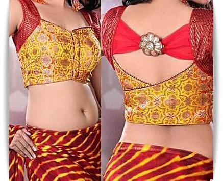Blouse Design Gallery poster