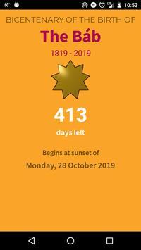 Bahá'í Holy Days Countdown screenshot 5