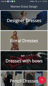 Women Dress Design 2018 poster