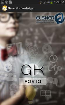 General Knowledge poster