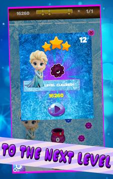 Bubble ice queen – Elsa Princess In The Ice World screenshot 4