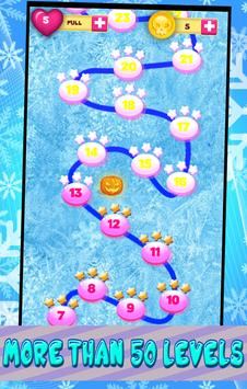 Bubble ice queen – Elsa Princess In The Ice World screenshot 8