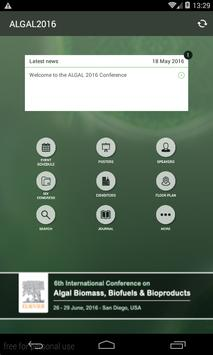 Algal2016 apk screenshot