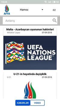 AFFA News poster