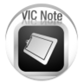 VIC Note icon
