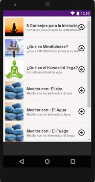 Yoga App & Fitness screenshot 1