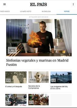 EL PAÍS apk screenshot
