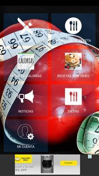 Recetas para Bajar de Peso y Adelgazar screenshot 1