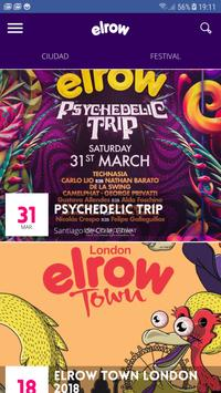 elrow poster