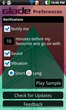 Glade 2012 (Unofficial) apk screenshot