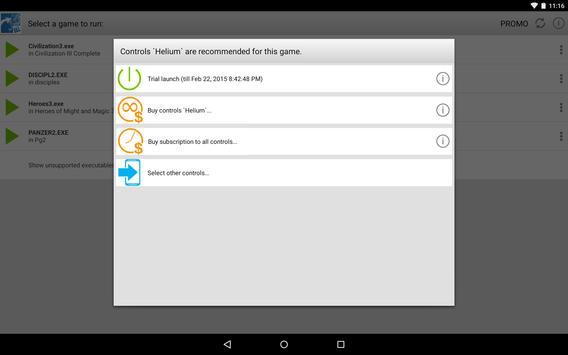 ExaGear Strategies screenshot 2