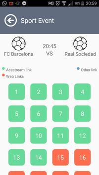 B Sport Stream apk screenshot