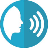 The Converter( Speech To Text) icon