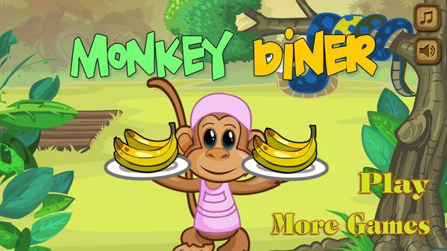 Monkey Dinner screenshot 5