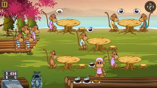 Monkey Dinner screenshot 8
