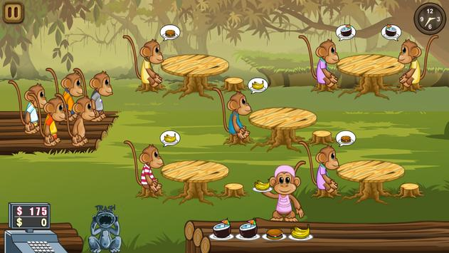 Monkey Dinner screenshot 2