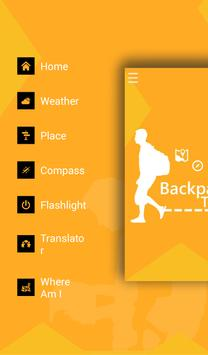 Backpacker Toolkit screenshot 1