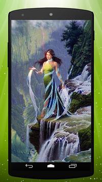 Elven Live Wallpaper poster