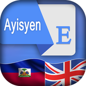 Haitian Creole English Translator icon