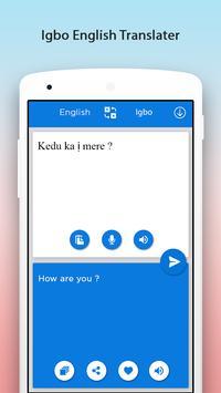 Igbo English Translator screenshot 3