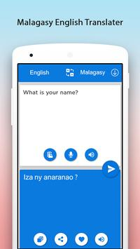 Malagasy English Translator screenshot 1