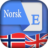 Norwegian English Translator icon