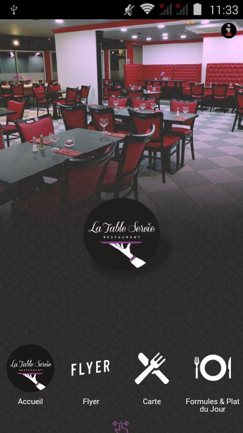 La Table Servie For Android Apk Download