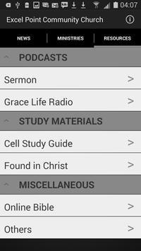 Excel Point Community Church apk screenshot