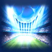 Magic soccer icon