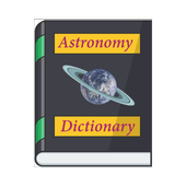 Astronomy Dictionary icon