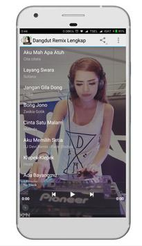 Dangdut Remix Terlengkap apk screenshot