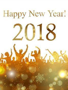 Happy year 2018 screenshot 3