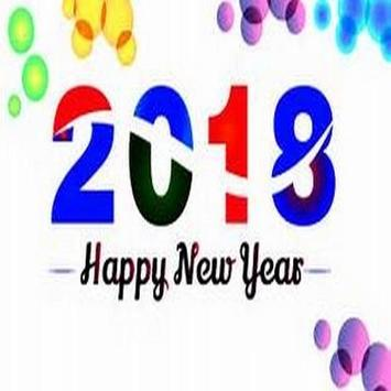 Happy year 2018 screenshot 1