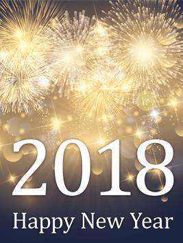 Happy year 2018 screenshot 4