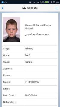 AL AHRAM MODERN SCHOOL poster