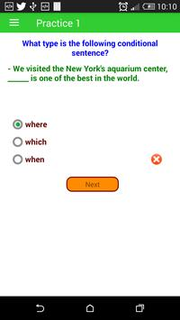 ENGLISH RELATIVE PRONOUNS apk screenshot