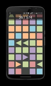 Squares Only apk screenshot