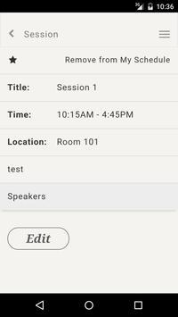 Emma - Event Management screenshot 3