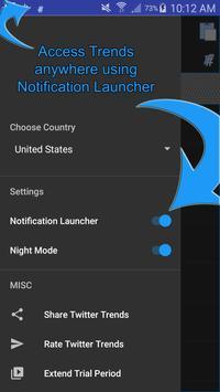 Trends Hub for Twitter screenshot 5