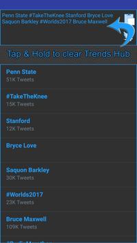 Trends Hub for Twitter screenshot 6