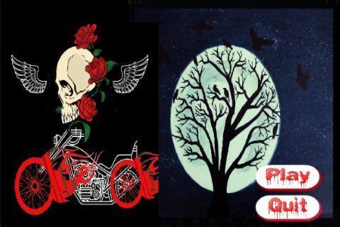 Bike Ghost Rider Mania 4