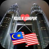 Kuala Lumpur Travel Booking icon