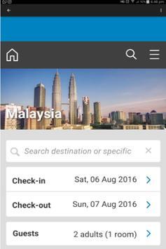 Kuala Lumpur Travel Booking screenshot 3