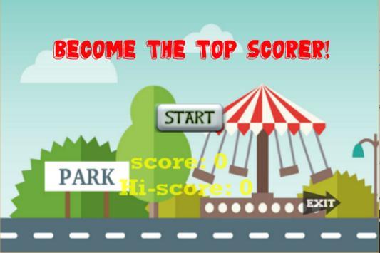 Loop Alien Taxi 2D Game screenshot 2